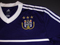 RSC Anderlecht Embroidered Football Shirts